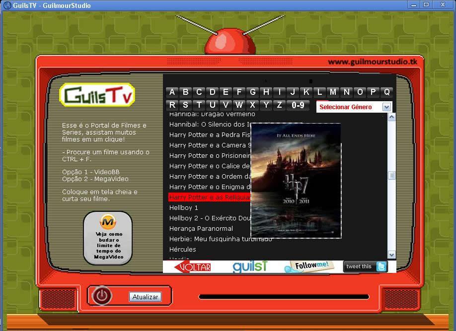 guilstv para windows 7